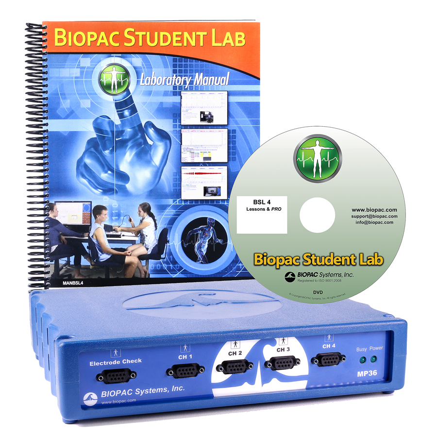 BIOPAC Student Lab Systems (BSL)